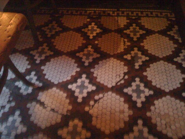 Brooklyn Bistro Floor