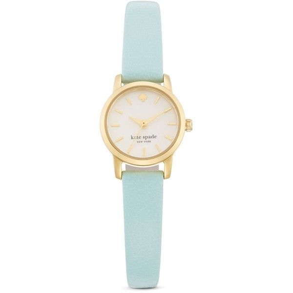 kate spade new york Tiny Metro Watch, 20mm found on Polyvore