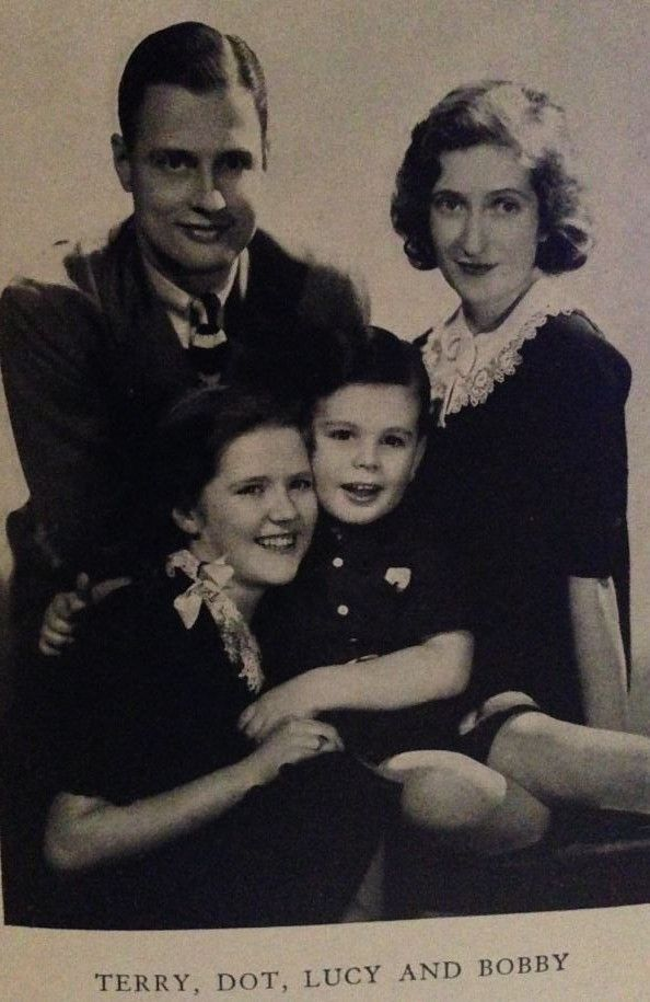 Terry, Dot, Lucy, and Bobby Moran