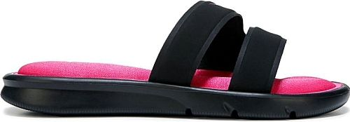 Nike Women's Shoes in Black Color. Step right into the comfort of the Nike Ultra Comfort Slide Sandal.