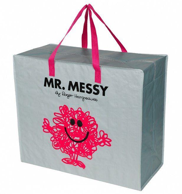 Mr Messy Large Storage Bag