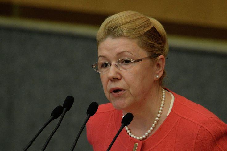 Депутат Госдумы Елена Мизулина предложила всем евреям покинуть Россию