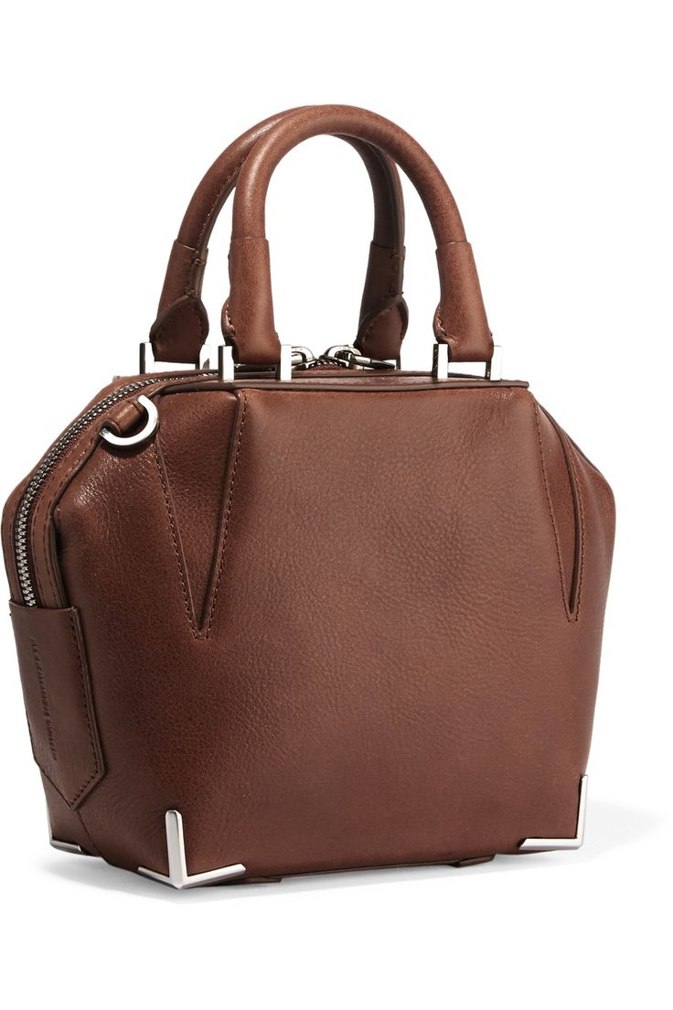 Alexander WangEmile mini leather shoulder bagback