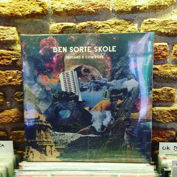 #DenSorteSkole #IndiansandCowboys #Turntablism #HipHop #Jazz #Wave #Synth #Funk #Soul #Afro #Rock #Ambient #Electronica #WHATEVER #ElAlmacen #RecordStore #Madrid #Malasaña by elalmacendediscos