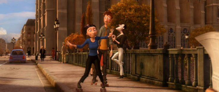 Disney Pixar's #Ratatouille - Linguini and Colette and ...