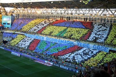Fenerbahce, Kadıköy, Şükrü Saraçoğlu Stadyumu