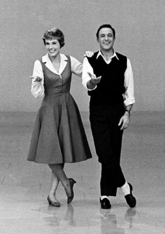 ~ Julie Andrews & Gene Kelly