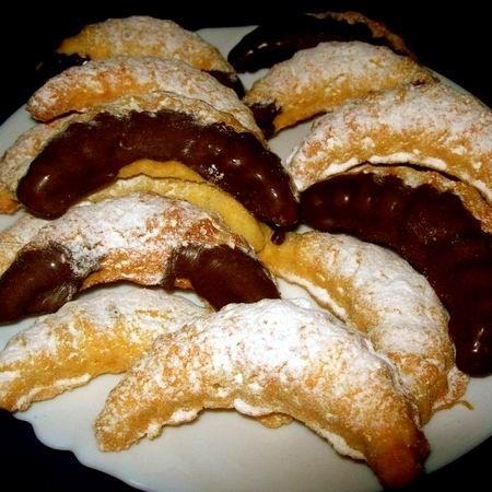 Vaníliás kifli (formában sütve) Recept képpel - Mindmegette.hu - Receptek