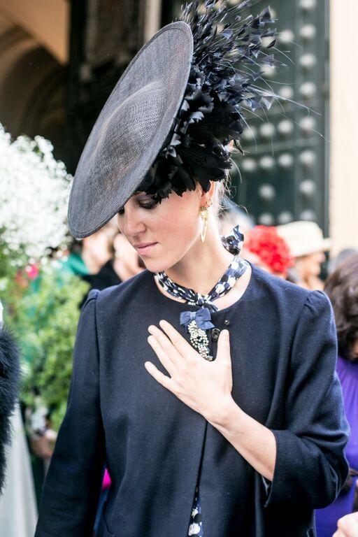 Invitadas con estilo: Isabel Muñoz Rojas | Casilda se casa