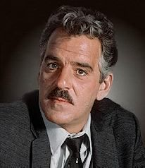 I want to tell Dennis Farina that he's doing a great job.