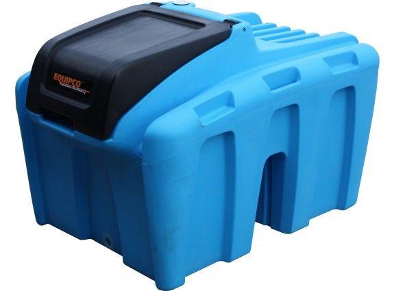 400ltr compact Poly AdBlue Ute dispenser pack