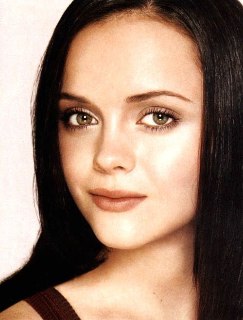Christina Ricci calls herself a teetotaller. I call her a total inspiration.