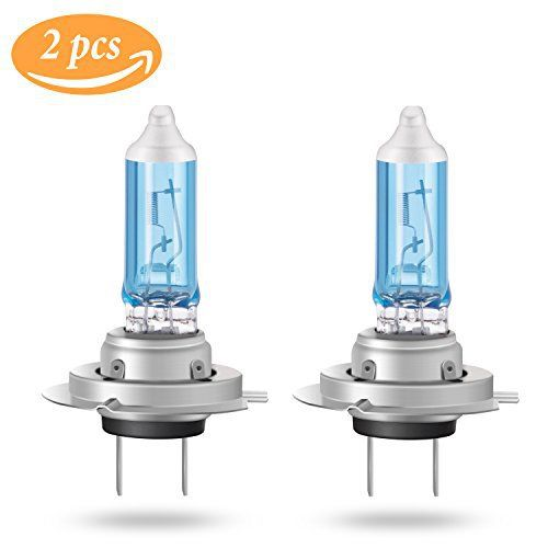 AGPTEK 2X H7 Phares Voiture Ampoules 12V 55W Super Brillant Lampe Ampoule Halogène Véhicule: AGPTEK H7 Phare Voiture Ampoule Les phares…