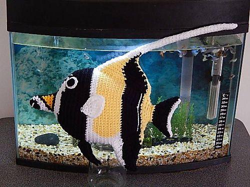 Amigurumi Fish Tutorial : Amigurumi pez payaso en tejido crochet tutorial paso a paso