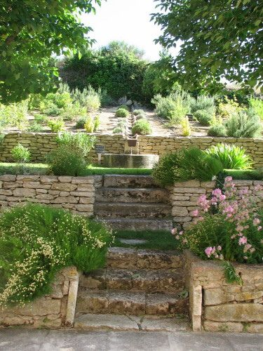 121 best Ideas for sloped gardens images on Pinterest Garden