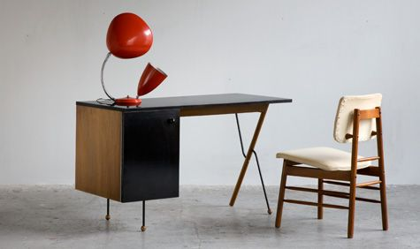1950s furniture designed by Greta Magnusson Grossman