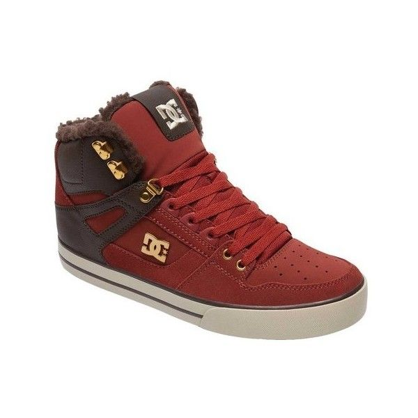 Men's DC Shoes Spartan Hi WC WNT High Top (295 BRL) ❤ liked on Polyvore featuring men's fashion, men's shoes, men's sneakers, casual, sneakers, mens hi tops, mens shoes, mens high top sneakers, mens high top shoes and mens hi top shoes
