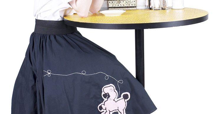 """Cómo solían vestirse las niñas en la década de los años 50. En la década de 1950, las niñas a menudo reflejaban estilos de ropa de las preferencias de sus madres. De acuerdo con los archivos de la Universidad de Vermont, las mujeres en los años 50 seguían el """"Nuevo Estilo"""" de Christian Dior enfatizando las cinturas pequeñas, líneas mejoradas de busto y hombros acolchados. El Colegio Comunitario El Paso ..."""