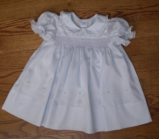 Emma's Smocked Baby Dress Classic Kit