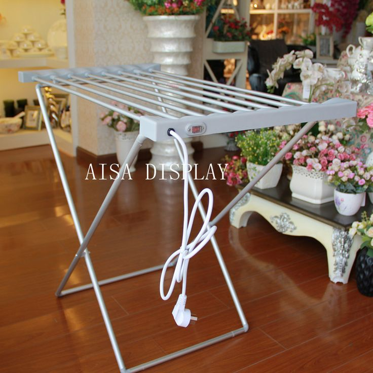 Laundry Rack Electric Heated Clothes Airer Photo, Detailed about Laundry Rack Electric Heated Clothes Airer Picture on Alibaba.com.