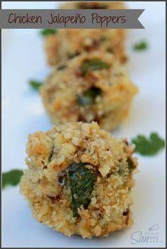 Chicken Jalapeño Pop Chicken Jalapeño Poppers Recipe :...  Chicken Jalapeño Pop Chicken Jalapeño Poppers Recipe : http://ift.tt/1hGiZgA And @ItsNutella  http://ift.tt/2v8iUYW