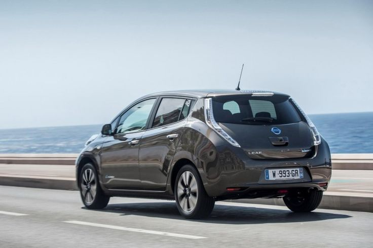 UK: 2016 Nissan Leaf prices & specifications announced