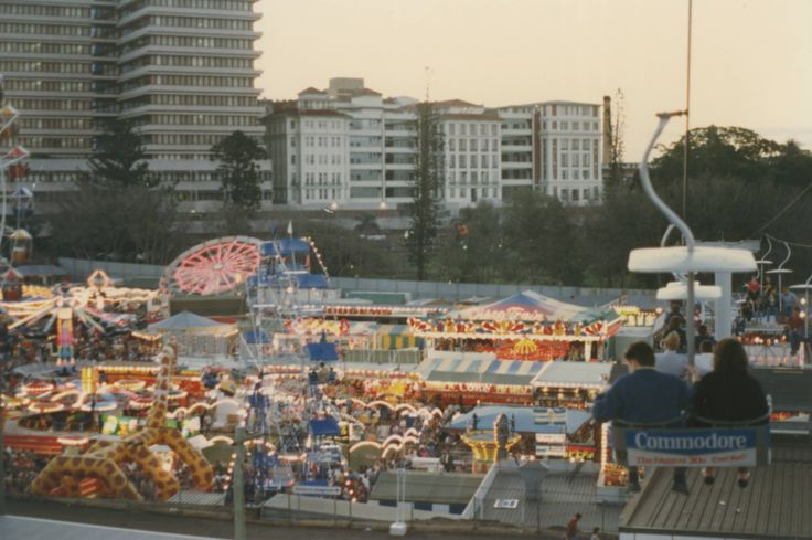 Remember the excitement of the Brisbane EKKA?