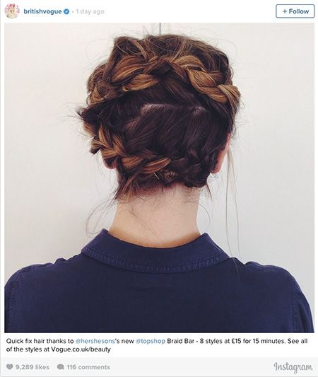 and simple hair styles hey topshop can we get a braid bar in new york city 3599
