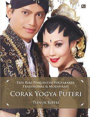 Tata Rias Pengantin Yogyakarta – Corak Yogya Puteri by Ade Aprilia