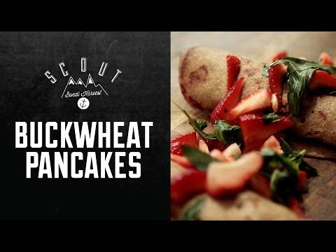 How to make Banana and Buckwheat Crepes with Bondi Harvest! #BellstoBondi