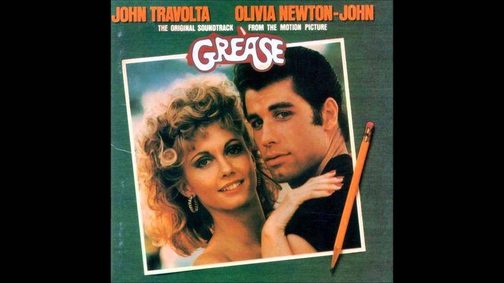 Trilha Sonora do Filme Nos Tempos da Brilhantina   Grease Soundtrack https://youtu.be/ABG91yMA69A