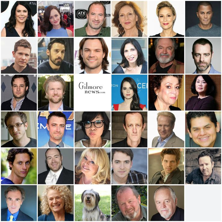 Gilmore Girls Revival Actors – Gilmore News – Gilmore Girls Community. They should have brought Sookie back!!!!