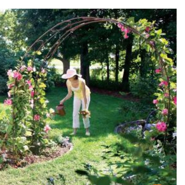 DIY Garden Arch http://www.familyhandyman.com/DIY-Projects/Outdoor-Projects/Backyard-Structures/