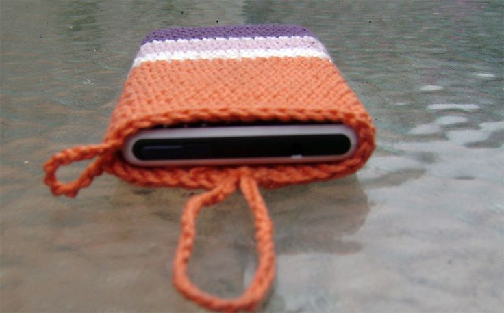 mobile bag, knitted phone sleeve, mobile pouches, covers, cellphone cover,