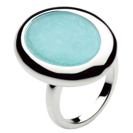 Large Oasis Pebble Ring