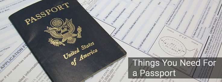 What do you Need for a U.S. Passport? - FareMachine