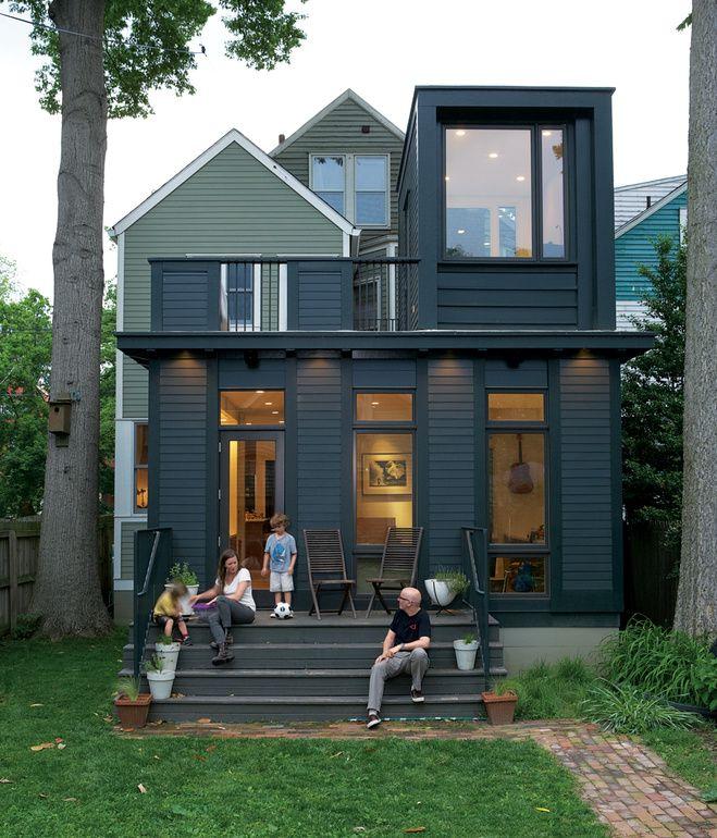 Modern House Siding Ideas: 17 Best Images About Exterior Paint Color On Pinterest