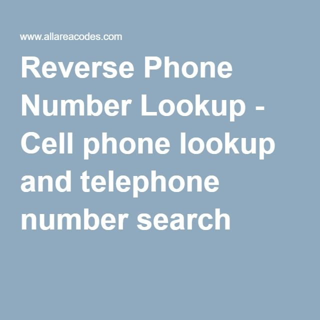 Best 25+ Mobile number lookup ideas on Pinterest Mobile number - employer phone number