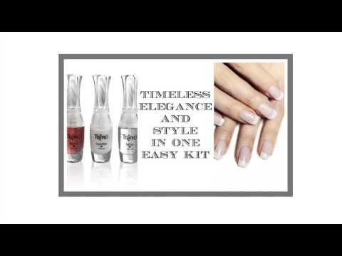 Mejores 8 imgenes de trind videos en pinterest videos youtube y go timeless with a classic french manicure everything you need in just 1 kit this video will inspire you to do it yourself head over to our youtube solutioingenieria Gallery
