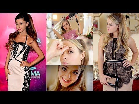 Get Ready With Me: Ariana Grande Inspired Look!