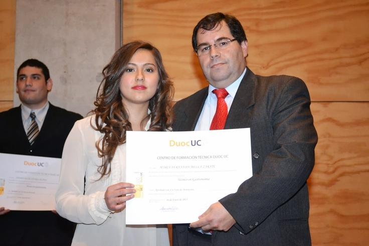 Ceremonia de Titulación realizada el 28 de Mayo del año 2013 #TitulacionesDuocUC2013
