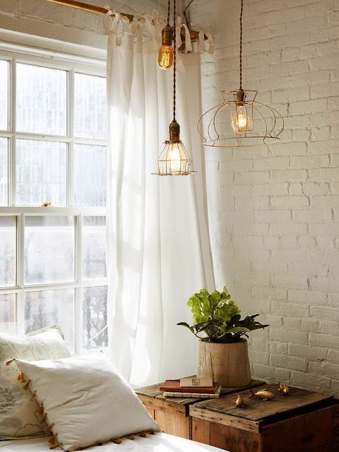 INDUSTRIAL TALKS: HOW TO CREATE AN INDUSTRIAL BEDROOM DESIGN