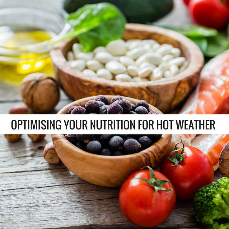 While summer has been and gone, parts of Australia are still experiencing hot days. When exercising, especially during hot weather, our body has to prioritise some functions over others. A fight occurs over our blood volume. If you'll excuse the pun, it's a real blood-bath in there! Learn More about optimising your nutrition in hot weather now on our blog.