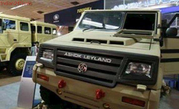 Ashok Leyland Posts Record Revenues Despite Demonetisation, Shares Surge