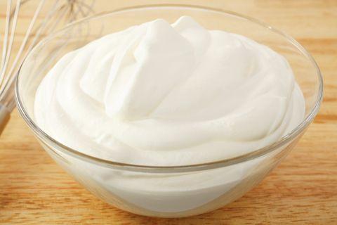 Crema chantilly al latte