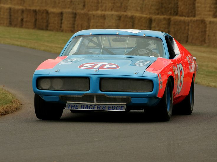 1972 STP Richard Petty Dodge Charger