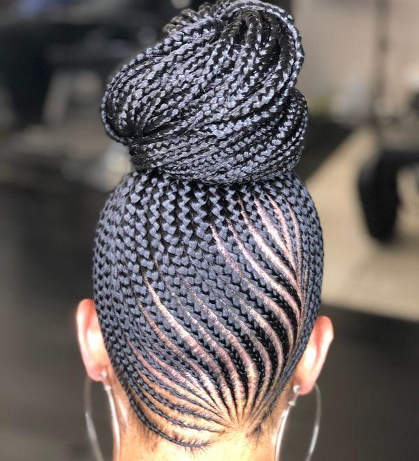 Kia Khameleon Natural Hair Beauty Hair Salon Braided Hairstyles Kia Khameleon Natural Hair Weaves African Braids Hairstyles Natural Hair Styles