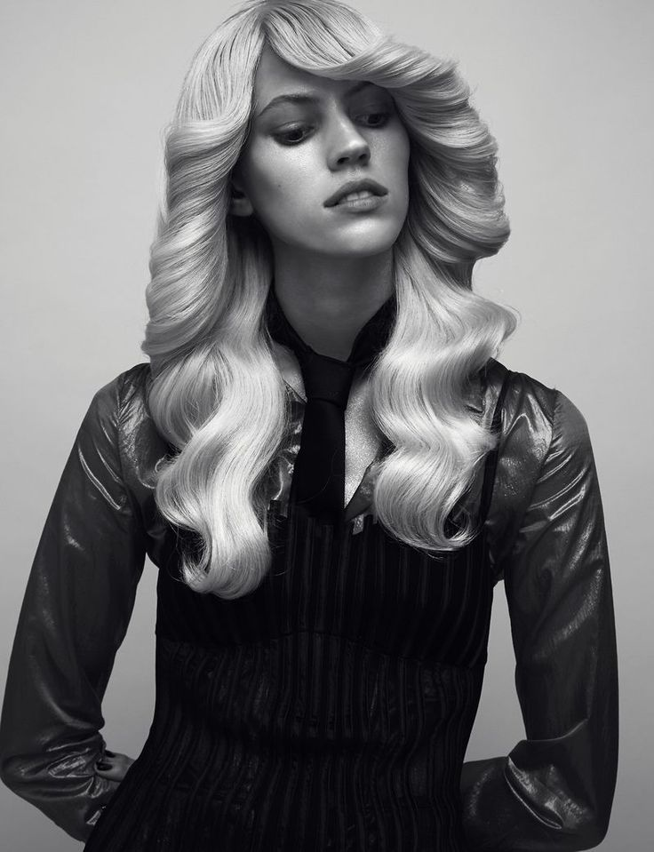 Devon Windsor by Liam Warwick | Hair style by Roxane Attard