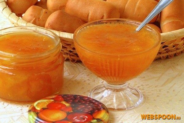 апельсиново-яблочный джем