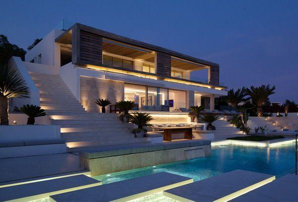 Rumah Minimalis Arsitektur Rumah Mewah